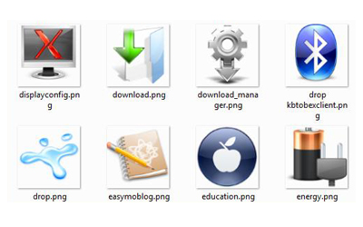 Computer Icon Collection